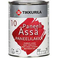 Лак Tikkurila Панели-Ясся полуматовый 0.9 л