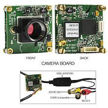 Видеокамера бескорпусная InterVision SDI-B200