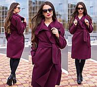 Женское пальто тонкое осеннее