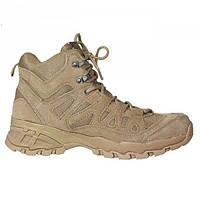 """Ботинки демисезонные трэкинговые  Mil-Tec Squad Boots 5 Inch """"Coyot"""""""