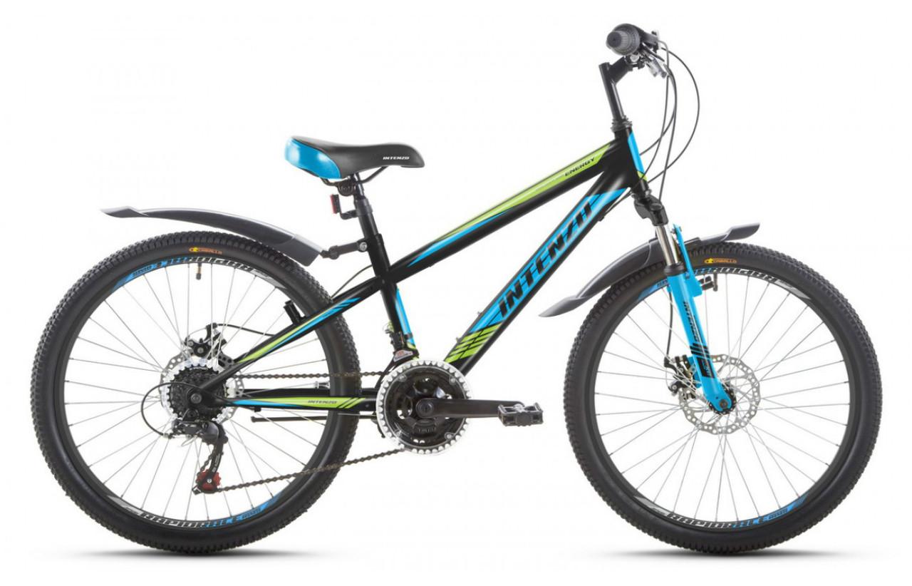 """Подростковый горный велосипед 24"""" Intenzo Energy"""