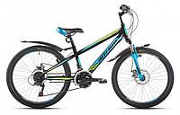 """Подростковый горный велосипед 24"""" Intenzo Energy, фото 1"""