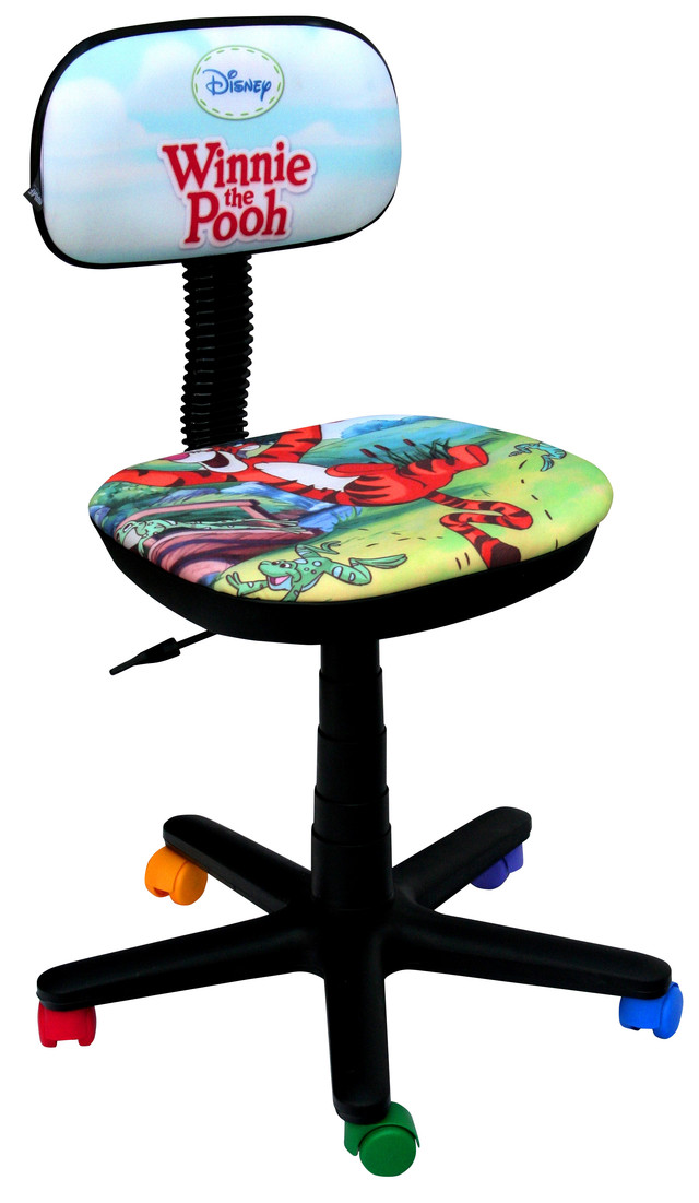 Кресло детское Бамбо Дизайн Дисней Тигра.