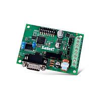INT-RS Plus Охранная сигнализация Интерфейсный модуль RS-232/485 для интеграции систем