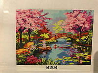 Картины по номерам: пейзаж