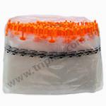 Пакеты для запаивания спермадозы 90 мл, 500 шт в упак