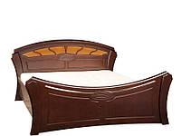 Кровать с дерева MEBIN LAZURYT