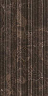 Плитка Lorenzo Modern 300*600 коричневый рельеф  61