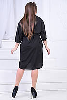 ИВ7018 Платье-рубашка с кармашками (размеры 46-60), фото 3