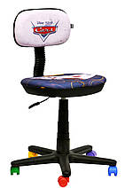 Кресло детское Бамбо Дизайн Дисней Тачки Молния Маккуин, фото 3