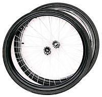 """24"""" x 1⅜"""" задние надувное колесо для инвалидных колясок"""