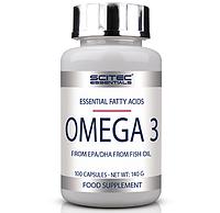 SciTec Essentials OMEGA 3 100 caps.