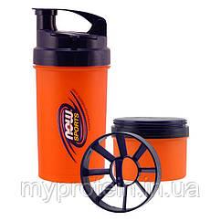 Шейкер NOW Sports Shaker 3 in 1
