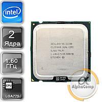 Процессор Intel Celeron E1200 (2×1.60GHz/512Kb/s775) БУ