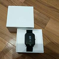 Новые оригинальные умные часы Xiaomi Amazfit Huami Watch Bip A1608 onyx black