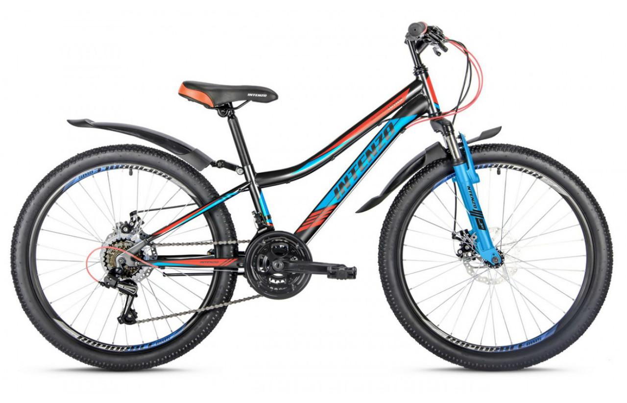 """Подростковый горный велосипед 24"""" Intenzo Nitro"""