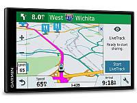 GPS-навигатор GARMIN DriveSmart 61 LMT-S WiFi Europa