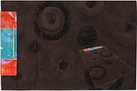 Коврик в ванную комнату Restline коричневый 60*90