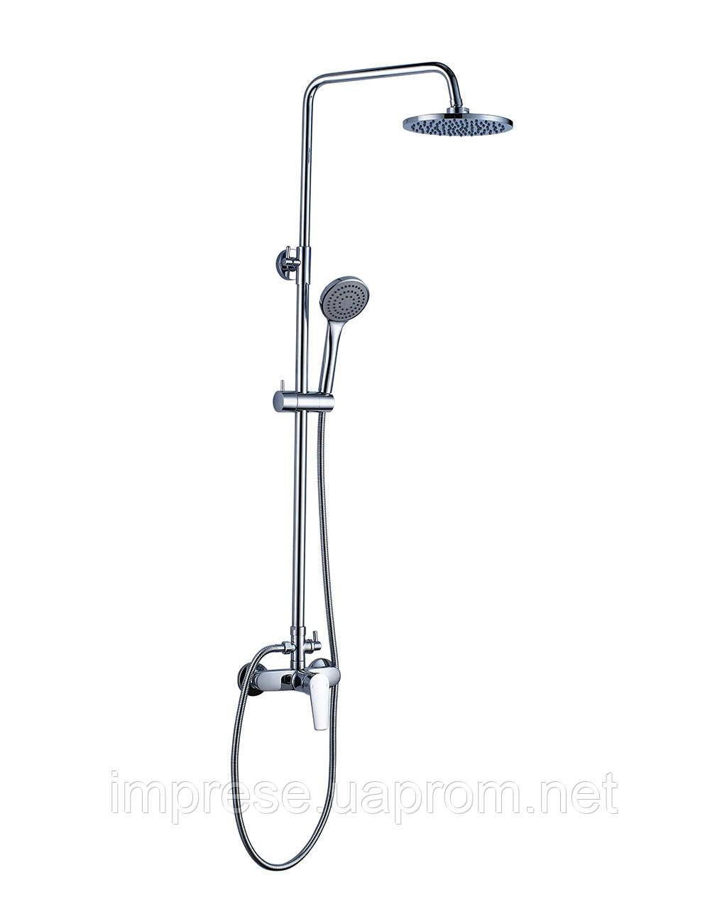 Душевая система Bila Smeda new T-15086