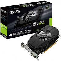 Видеокарта Asus GeForce GTX 1050 Ti Phoenix 4096MB (PH-GTX1050TI-4G)