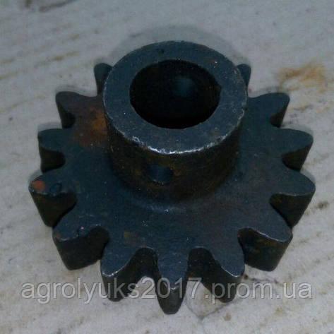 Зубчатка Z-15 тукового редуктора СУПН КРН,, фото 2