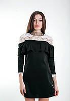 (XS-XXL) Романтичне чорне коктейльне плаття Paris L f7ed2b18ba311