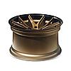FERRADA FR2 Matte Bronze with Gloss Black Lip, фото 4