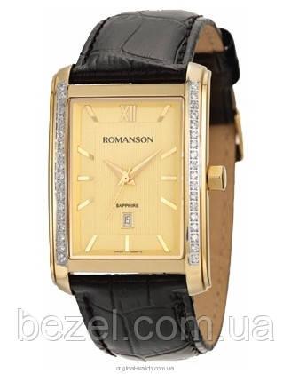 3923d65d Мужские часы Romanson TL2618MRG WH - BEZEL - оригинальные часы в Черкассах