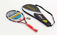 Ракетка для большого тенниса Boshika 768: чехол в комплекте