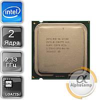 Процессор Intel Core2Duo E7200 (2×2.53GHz/3Mb/s775) БУ