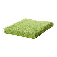 Полотенце для рук HÄREN зеленое 50*100, фото 1