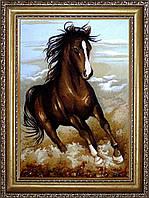 Кінь з бурштину