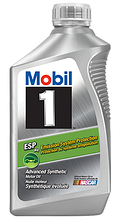 Моторное масло Mobil 1 ESP X1 0W-30
