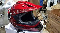 Шлем детский кроссовый размер 56-58