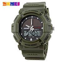 Часы Skmei 1050 (солнечная батарея)