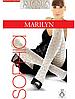 Женские колготки ажурные фантазийные Merilyn Sophia zg 874g
