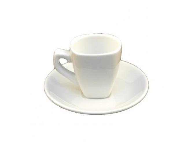 Чашка 200мл с блюдцем для кофе и чая