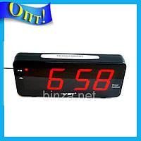 Часы электронные настольные VST 763T-1 Красная подсветка!Опт