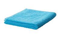 Полотенце для рук HÄREN голубое 50*100