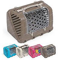 Переноска для животных P-BAG FASHION, ремень в комплекте, 44,5*26.5*28 h,до 10 кг