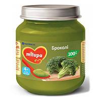 Овощное пюре Milupa Брокколи, 125 г 122317 ТМ: Milupa