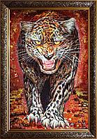 Тигр з бурштину