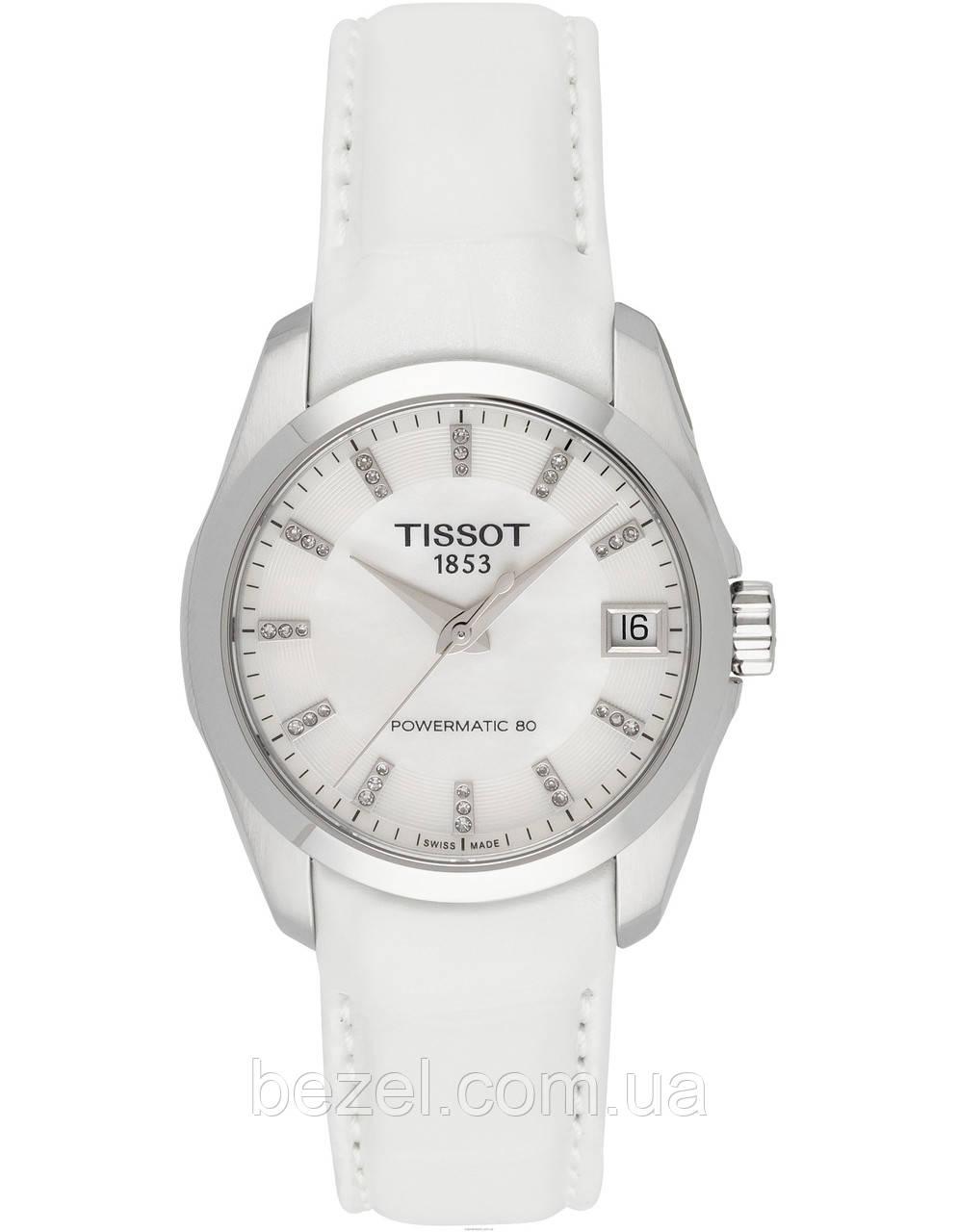 Женские часы Tissot T035.207.16.116.00