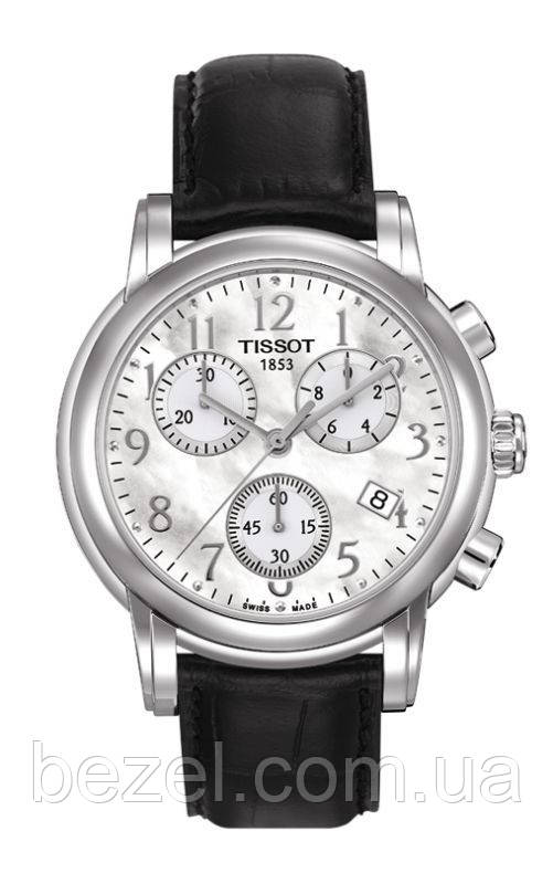 Женские часы Tissot T050.217.16.112.00