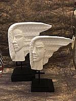 Скульптура для декора Лицо