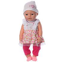 Кукла Пупс Baby Born (аналог Беби Борн) арт. 8020-459, фото 3