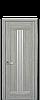 Дверное полотно Race со стеклом сатин