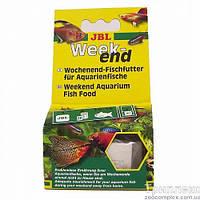 JBL корм для рыб Weekend