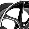 FOOSE OUTCAST Gloss Black with Milled Accents, фото 3
