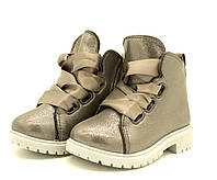 Стильные детские ботиночки весна 24,26,27 размеры